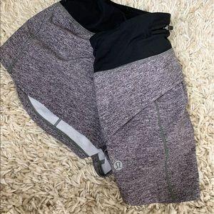 Pants - Lululemon speed short size 8